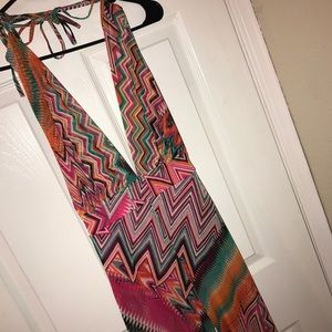 Multicolored jumpsuit